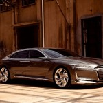 Citroen Metropolis Concept – Citroen's Vision of What an Avant-garde Luxury Sedan Should Look Like