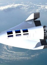 VSH – Dassault Aviation's Suborbital Spacecraft Will Fly You to the Edge of Space