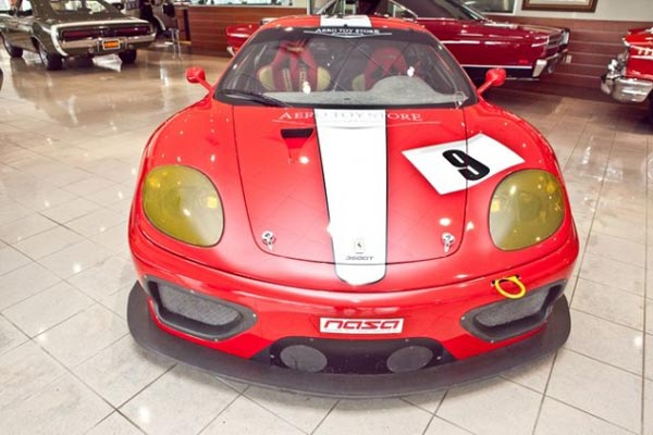 Ferrari 360 Michelotto Le Mans Race Car