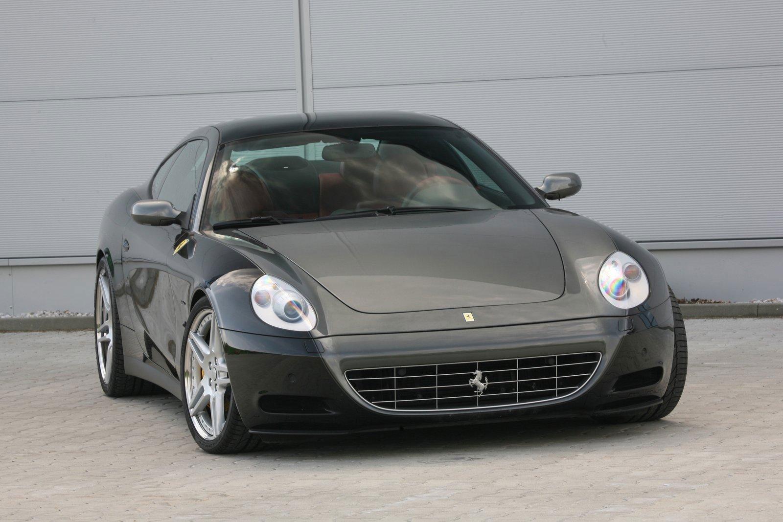 ferrari 612 scaglietti tuned by novitec rosso extravaganzi. Cars Review. Best American Auto & Cars Review
