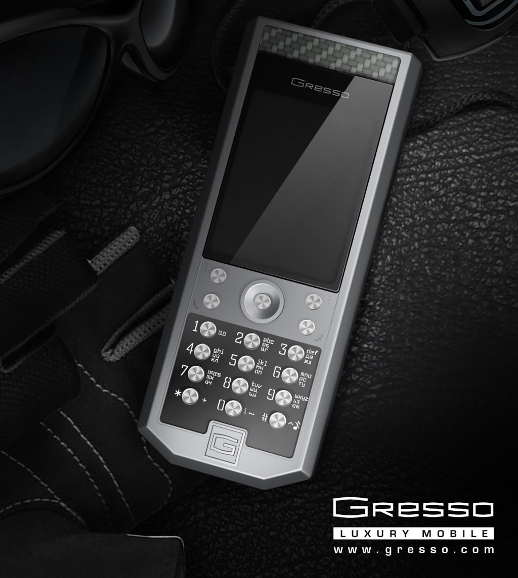 Gresso Grand Monaco Sport Serie Luxury Phone