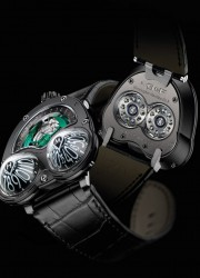 MB&F Has Revealed His Latest Master Timepiece – Horological Machine N°3 Frog