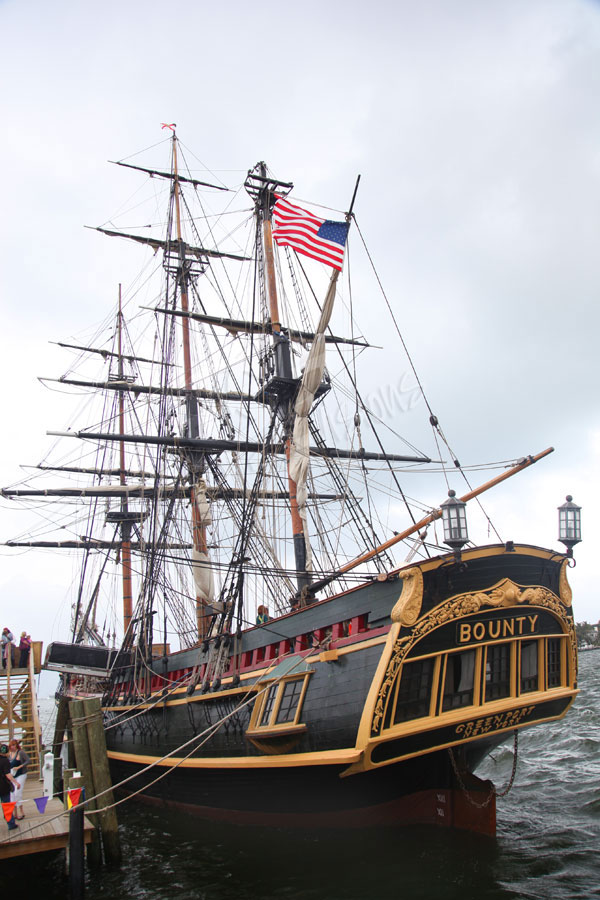 HMS Bounty – A Piece of Cinematic History Up for Sale