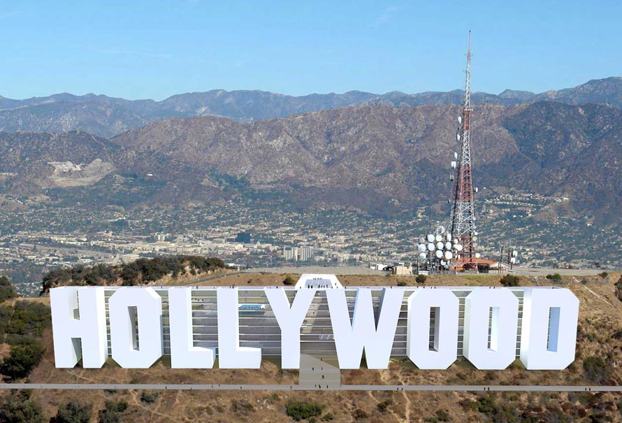 Hollywood Sign to Become Luxury Hotel?