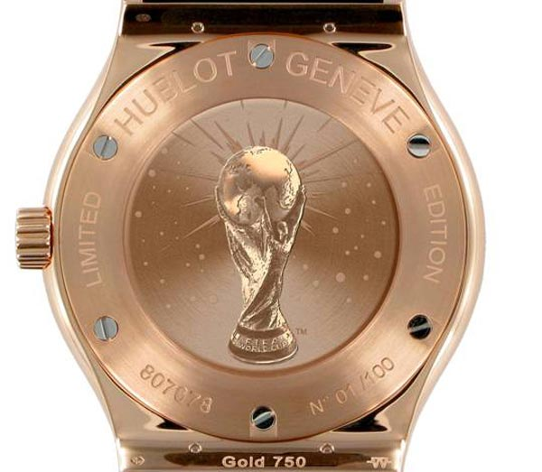 Hublot&#8217;s Limited Edition FIFA World Cup Special Watches
