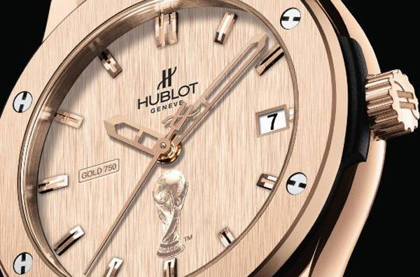 Hublot's Limited Edition FIFA World Cup Special Watches