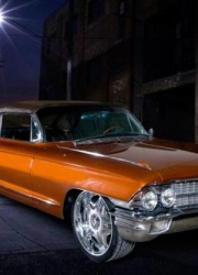 Customized Louis Vuitton 1962 Cadillac for Sale on JamesList