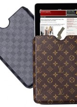 Dress Up Your iPad in Louis Vuitton iPad Cases