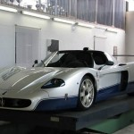 Maserati MC12 Stradale Signed by Michael Schumacher Available for Sale on JamesList