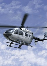 Fly in Style – Eurocopter EC145 Mercedes-Benz Style
