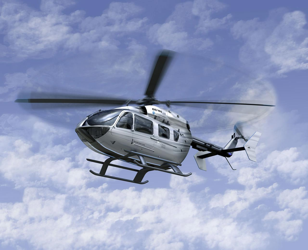 Mercedes Benz Eurocopter Ec