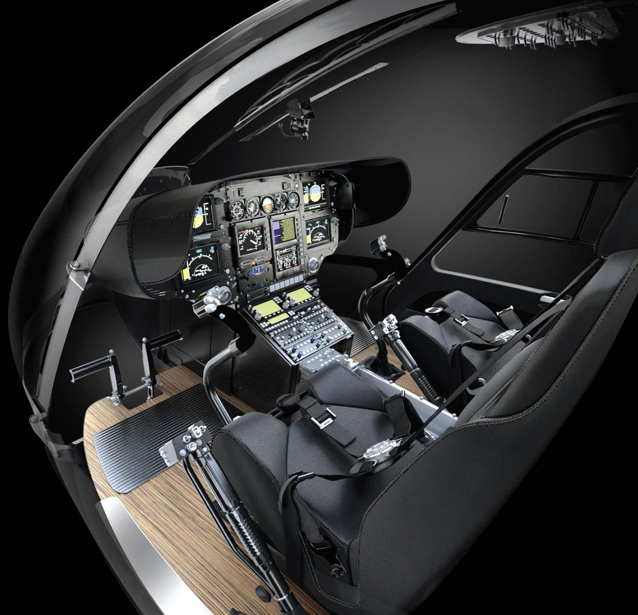 Fly in style eurocopter ec145 mercedes benz style for Mercedes benz helicopter price
