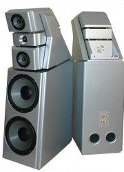 Ntt Audiolab Model 101 MkII Speakers for Awesome Music Pleasure