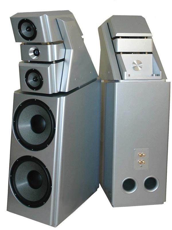 Ntt Audiolab Model 101 Mkii Speakers For Awesome Music