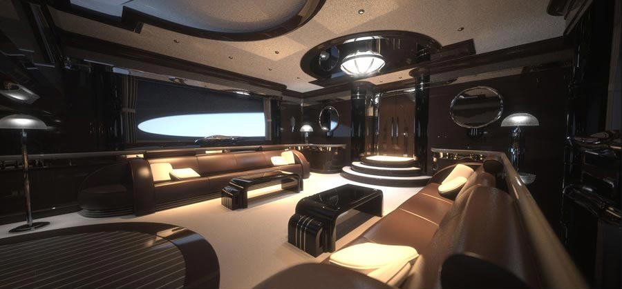 Strand Craft 122 Super Yacht