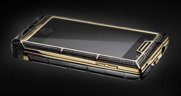 Versace Unique Luxury Touchscreen Mobile Phone For Those