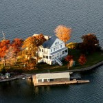 Watch Island in Upscale New York Offered for Sale