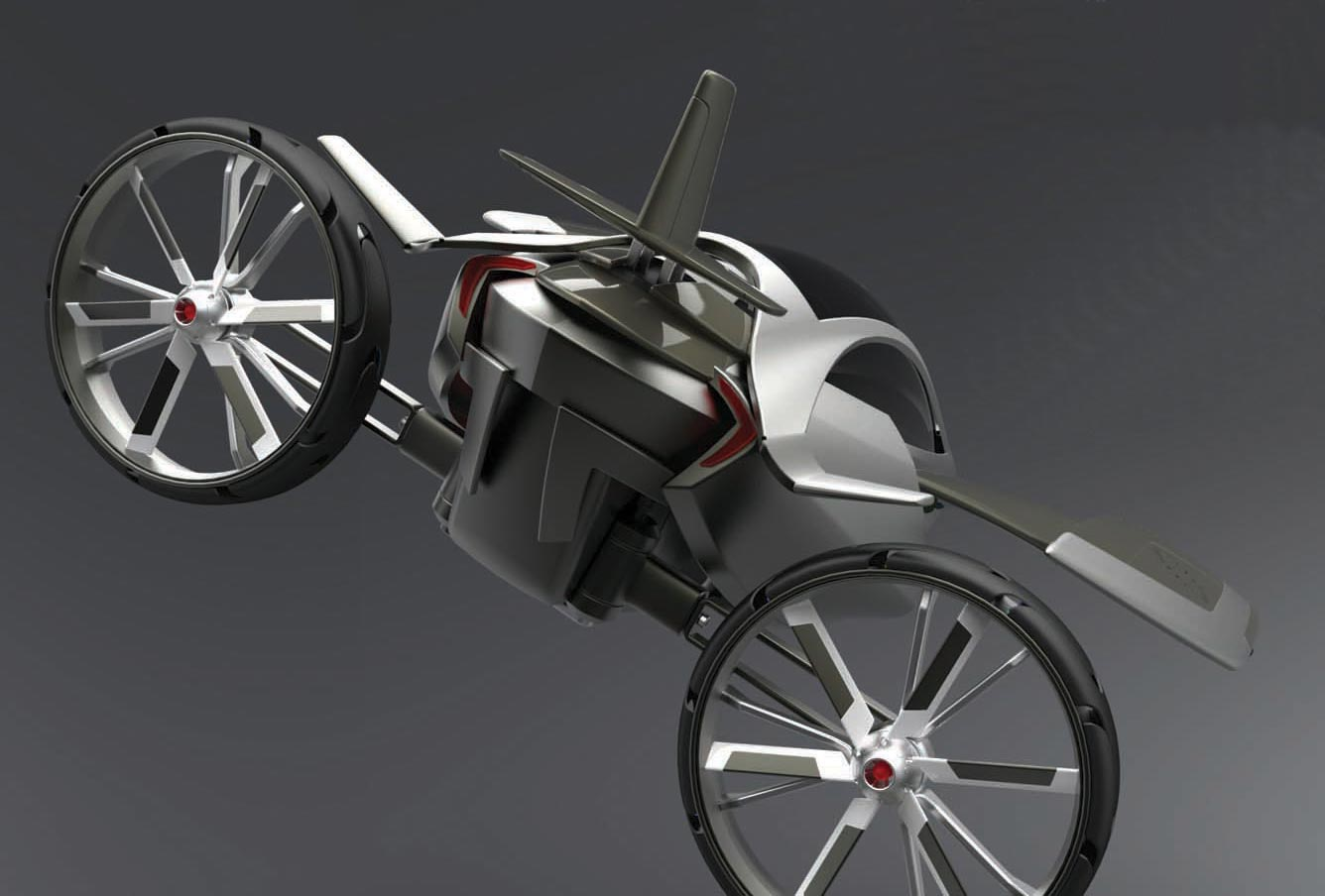 YEE - Concept Flying Car