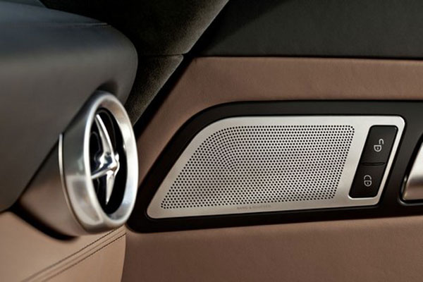 The Bang & Olufsen BeoSound AMG