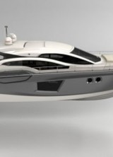 Sessa Marine's New C54 Sport-Coupe – Another Bold Design from Christian Grande