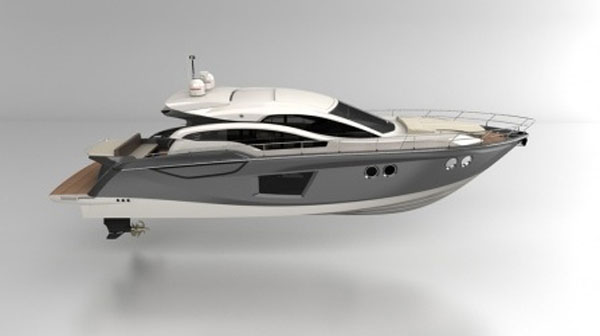 Sessa Marines New C54 Sport-Coupe &#8211; Another Bold Design from Christian Grande