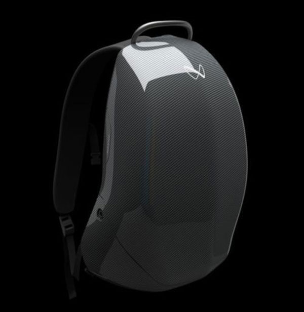 Discovery – Carbon Fiber Backpack from Shuttle Series of Hard Backpacks