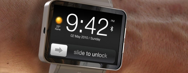 Apple iWatch Concept – iPhone on Your Wrist