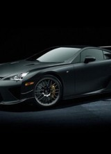 Lexus LFA Nürburgring Special Edition is Now Available for Order