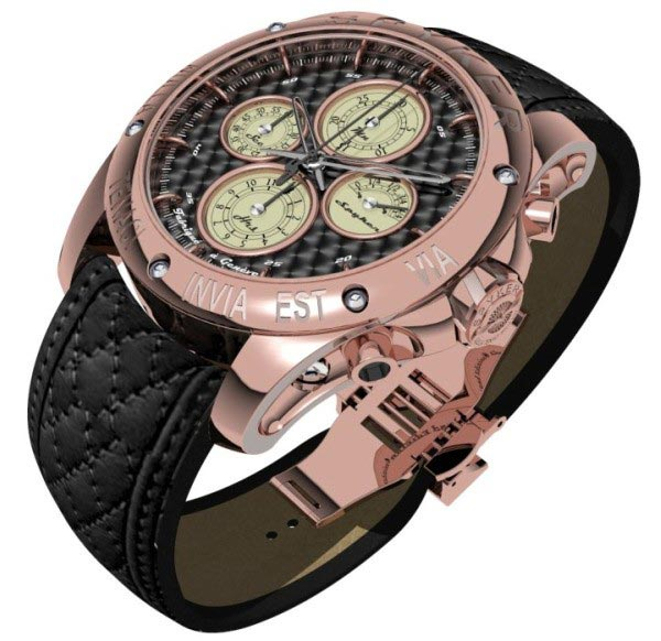 Spyker Chronograph Watch