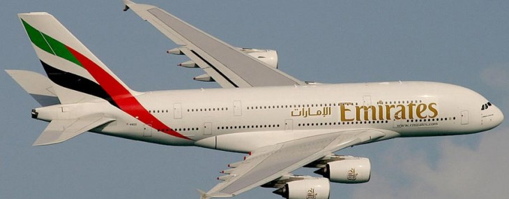 Emirates Airline Ordered 32 Additional Airbus A380 Superjumbo Jetliners
