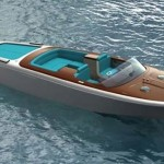 Aquariva – 1960's Inspired Mini Yacht