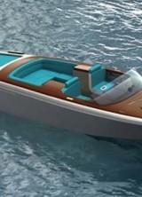 Aquariva – 1960's Inspired Mini Yacht
