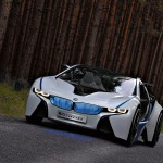 BMW M8 – Hybrid Sports Car Based on Vision EfficientDynamics Concept