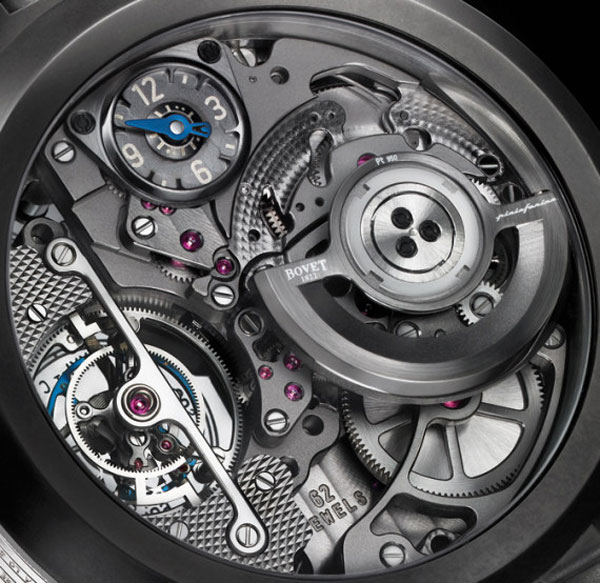 Bovet Ottanta Tourbillon by Pininfarina – Four Watches in One