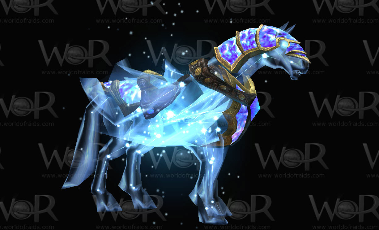 World of Warcraft Mount Celestial Steed Earns Blizzard $2.5 Million an Hour