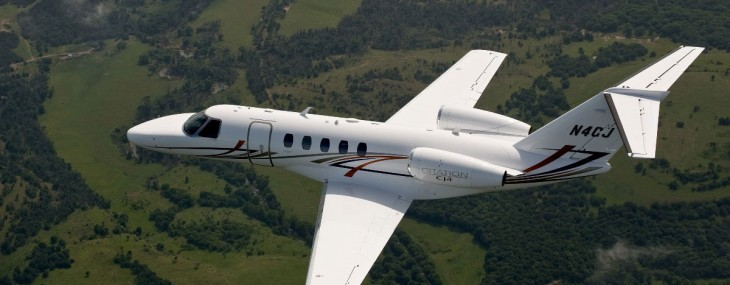 Cessna_Citation_CJ4_flying1