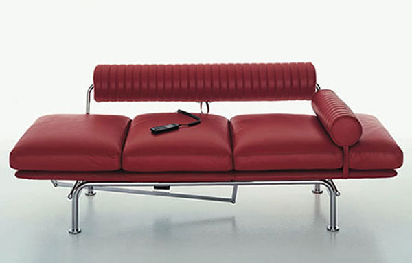 Up & Down Chaise Lounge Sofa Bed