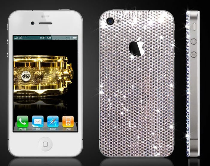 Bejeweled Iphone  Cases