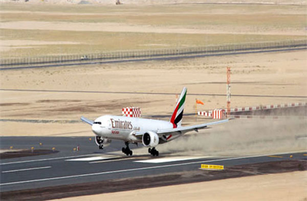 Dubai World Central - Al Maktoum International - The world's largest airport