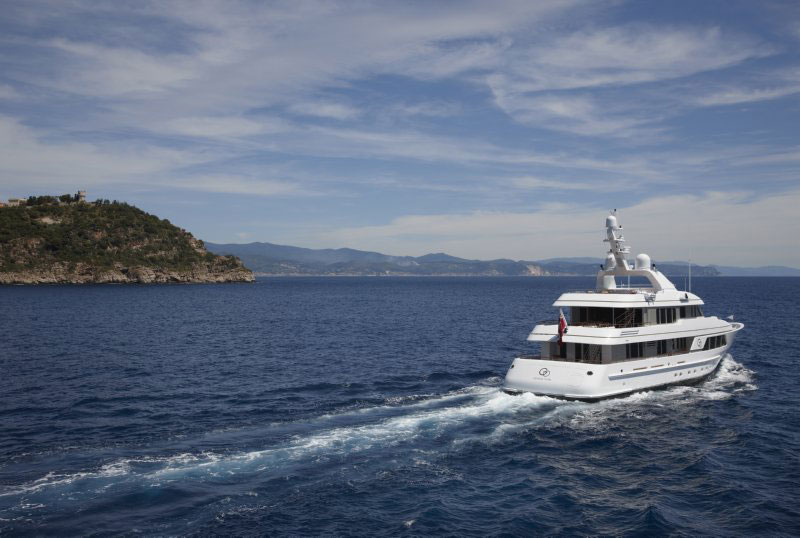 Feadship's Go Superyacht –  Third Yacht in the Exclusive SL39 Modular Concept