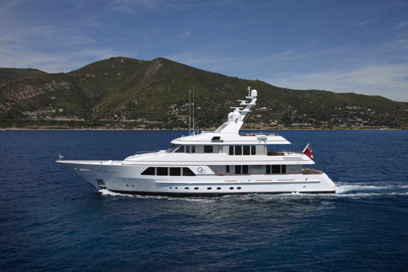 Go - Feadship's Latest SL39 Yacht
