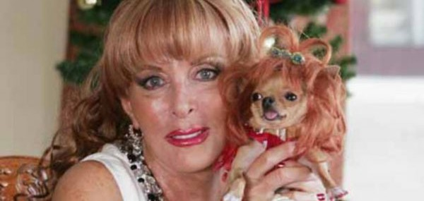 Gail-Posner-and-Conchita-the-Chihuahua