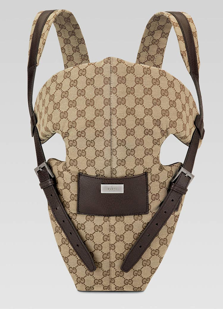 Gucci Baby Carrier &#8211; Maximal Comfort for Your Baby