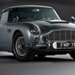 James Bond's 1964 Aston Martin DB5 – Another Piece of Cinematic History for Sale
