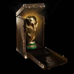 Louis Vuitton Unveil the 2010 FIFA World Cup Trophy Case