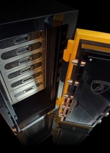 Lamborghini Vault by Brown Safe Manufacturing – How Rich do You Need to Get a Safe Installed in Your Home?