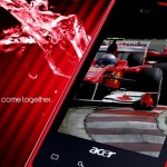 Acer Liquid E Ferrari Special Edition Android Phone Gets Ready to Zoom into Your Lives