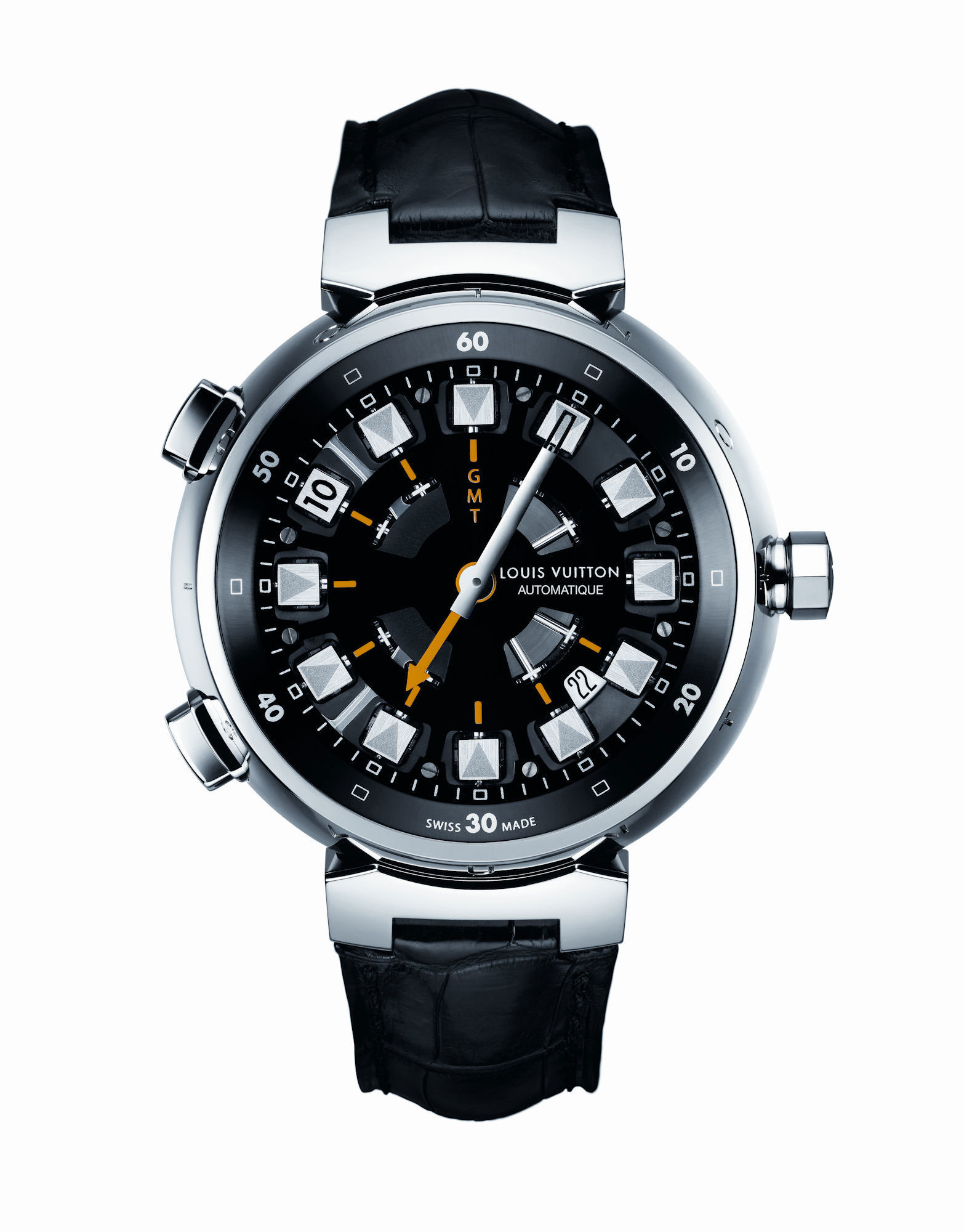 Louis Vuitton Tambour Spin Time Watch Collection &#8211; New Way of Reading the Time