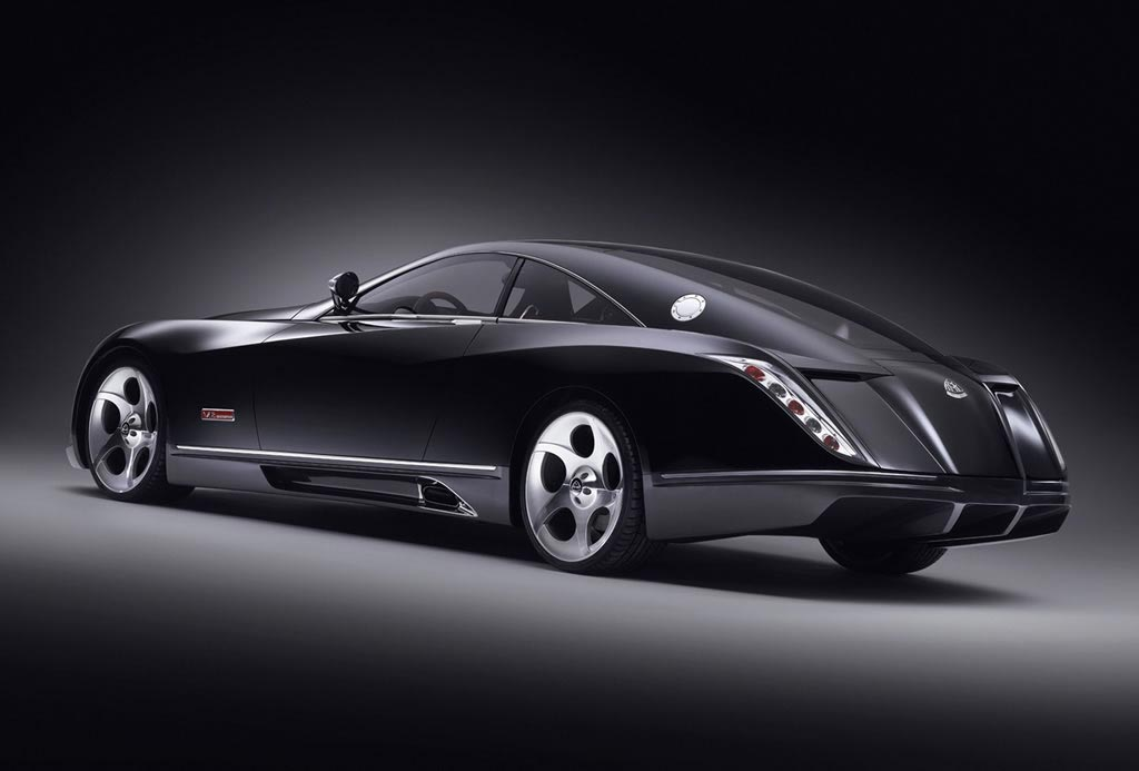 Buy Maybach Exelero for Only 670000  eXtravaganzi