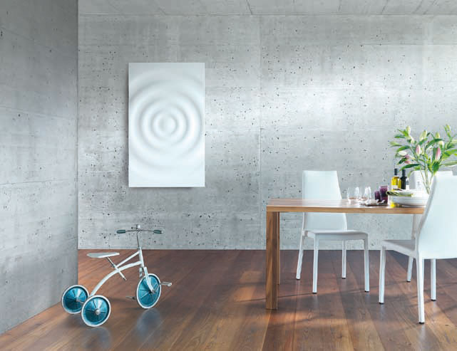 Splash Radiator from Runtal – Add a Touch of Class to the Interiors